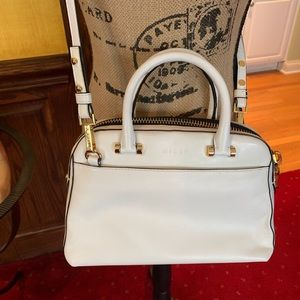 NWT Milly Mercer Domed Satchel Convertible Bag